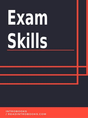 cover image of Exam Skills